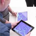 Приложение Leica DMShare для наблюдения и захвата изображений с микроскопа на планшете iPad
